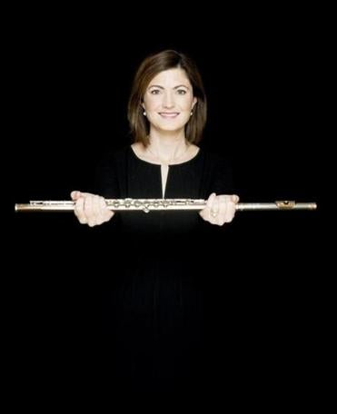 Elizabeth Rowe, Principal Flute at the Boston Symphony Orchestra