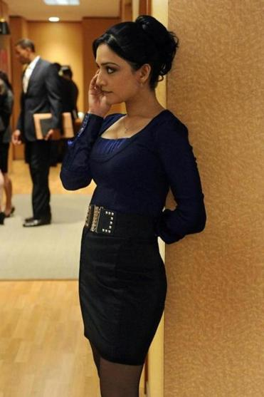 "Archie Panjabi won a best supporting actress Emmy for her role on ""The Good Wife."""