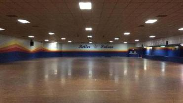 10roller -- The Roller Palace at 130 Sohier Road in Beverly closed on Aug. 7. The property at 130 Sohier Road is also home to an indoor soccer field. (Valentino Eramo)