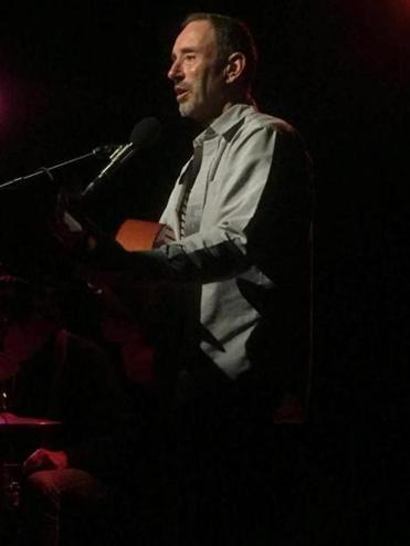 Singer Jonathan Richman at the Middle East Upstairs, Thursday Oct. 18.