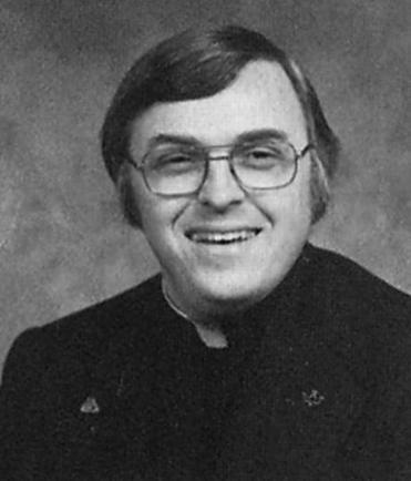 Rev. Stanley M. Gana circa 1980. (handout)
