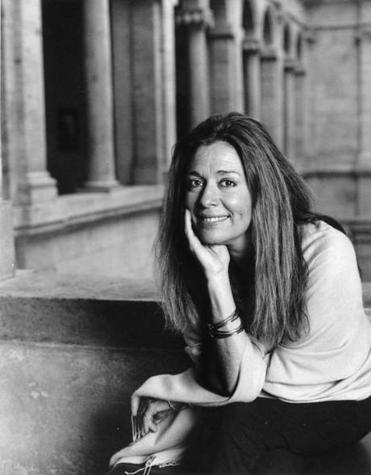 Harvard's Jorie Graham Wins Library Of Congress Poetry Prize by Lillian Brown for Boston Globe