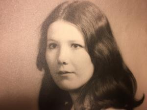 Jane Britton, who was murdered in 1969
