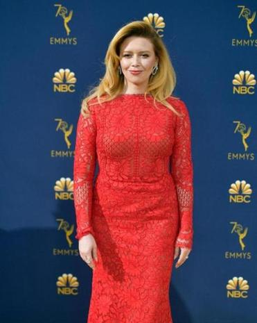Natasha Lyonne at the 70th Emmy Awards in Los Angeles in September.