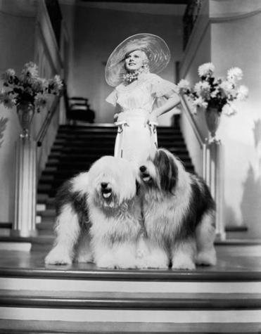 "Jean Harlow in ""Bombshell,"" which will screen Dec. 17 at the Brattle Theatre."