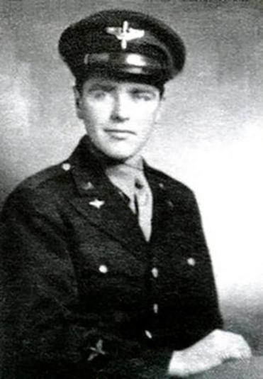 Army Air Forces First Lieutenant Allen R. Turner.