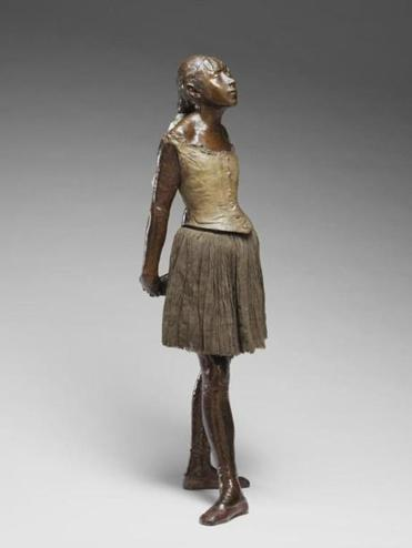 Marie van Goethem, Edgar Degas's 'Little Dancer,' is nameless no more