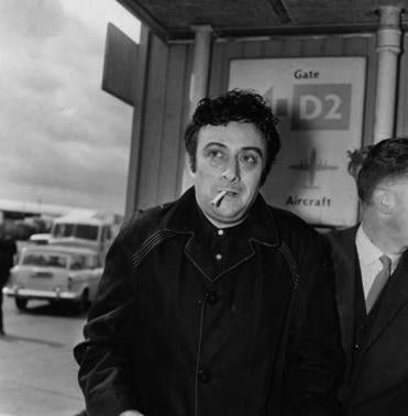 Lenny Bruce in an undated photo.