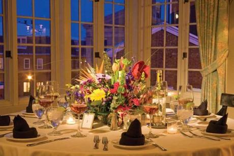 9 Amazing Private Dining Rooms For Entertaining - The Boston Globe