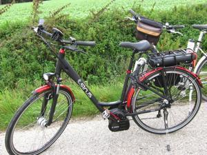 Bikes For Seniors Electric bikes look similar to
