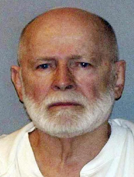 "James ""Whitey"" Bulger in 2011."