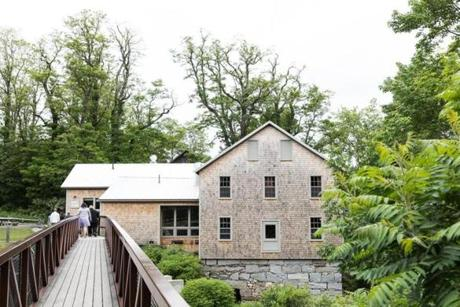 The Lost Kitchen Is Built In An Old Grist Mill And Retains Much Of The  Millu0027s Character.