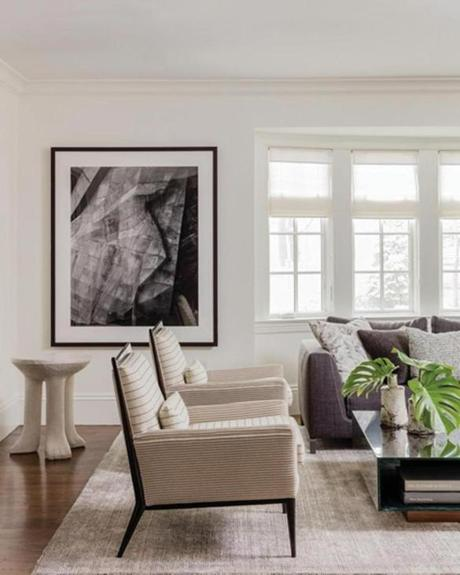 Traditional Living Room Pics how to go modern in a traditional living room - the boston globe
