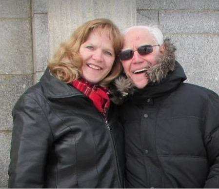 01nursinghomes - James Schappell, who was killed by his roommate at a Randolph nursing home, with his daughter (Facebook)