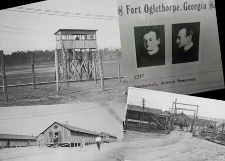 Muck was one of thousands of German-American and Austrian-American civilians held at the internment camp at Fort Oglethorpe in Georgia. There was so much talent there that the inmates organized a mini-university.