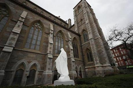 Boston Catholics have knelt in prayer at the Cathedral through world wars, economic calamities, pennant races, political upheavals, and presidential assassinations.
