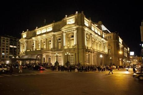 13muther Teatro Colon -- Photo credit is Tourism Buenos Aires