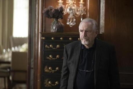 "HBO series ""Succession."" Pictured: Brian Cox."