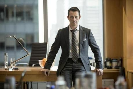 "Jeremy Strong in HBO's ""Succession."""