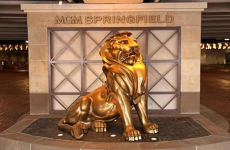 Built in the city's downtown just off Interstate 91, the casino is a high-stakes project for MGM, which invested some $960 million into a development unlike any it has ever built.