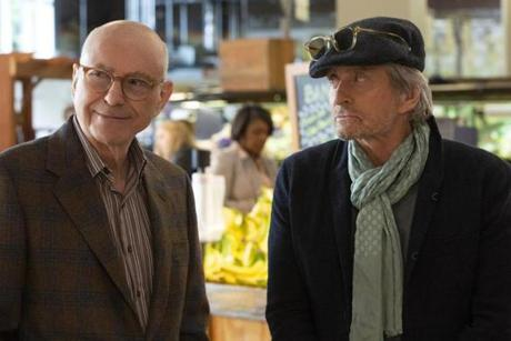 THE KOMINSKY METHOD 23FallTV ÒThe Kominsky MethodÓ (Netflix) THE KOMINSKY METHOD SEASON 1 EPISODE 4 PHOTO CREDIT Mike Yarish/Netflix PICTURED Alan Arkin, Michael Douglas