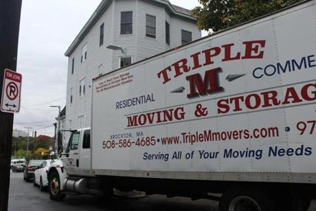 Best options for small moves in boston