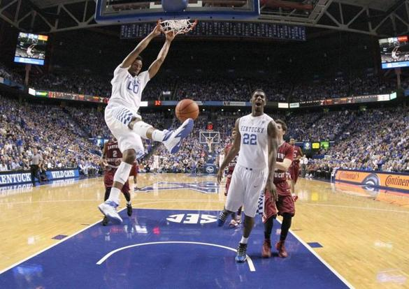 The Undefeated Kentucky Wildcats: Kentucky Should Go Undefeated
