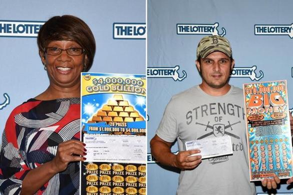 Mass Lottery Winners
