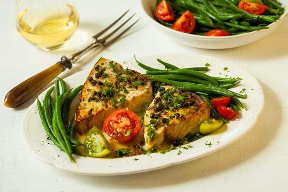 Broiled Swordfish - How to Cook Meat   Broiled Swordfish
