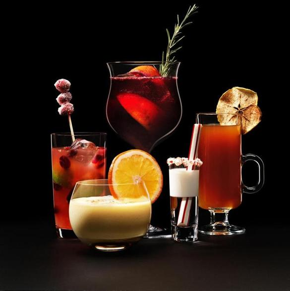 Mix Up Some Fun With 5 Essential Holiday Cocktail Recipes