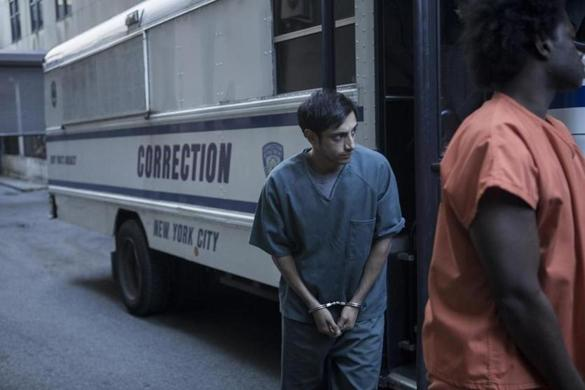 "HBO's ""The Night Of"" stars Riz Ahmed as Nasir ""Naz"" Khan, a Pakistani-American on trial for murder in New York."