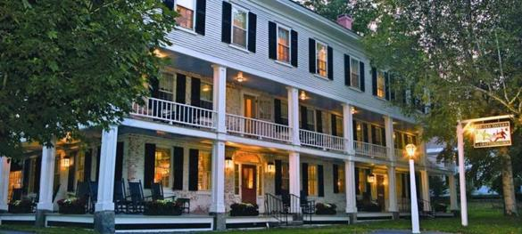The Grafton Inn in Vermont is one of the nation's oldest continuously operating inns.