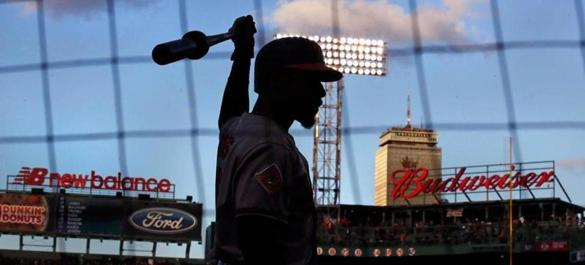Adam Jones of the Baltimore Orioles heard a racial slur hurled at him from the stands at Fenway this year, triggering national coverage of racism in Boston.
