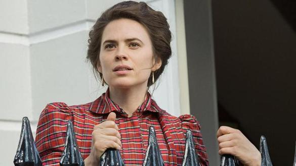 "Hayley Atwell in Starz's ""Howards End."""