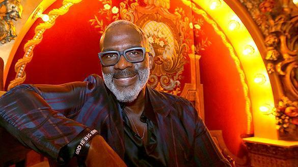 Boston, MA - 5/8/18 - The life of BeBe Winans (cq) will be portrayed in the musical