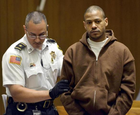 Stewart R. Weldon (left) was arraigned in Springfield District Court on a new charge of kidnapping Monday.