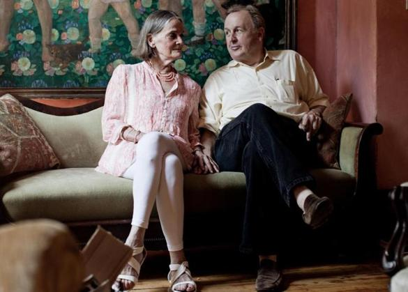 Mr. Corbett and his wife, Beverly, moved to Brooklyn, N.Y., six years ago.