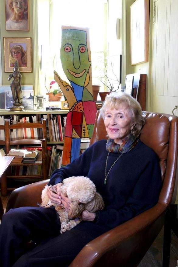 "Francine du Plessix Gray's ""Them: A Memoir of Parents"" won the National Book Critics Circle Award in 2006."