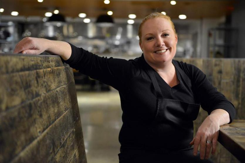 Tiffani Faison is in contention for Best Chef: Northeast.
