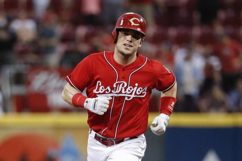 Arbitrators sided with second baseman Scooter Gennett in his case against the Reds.