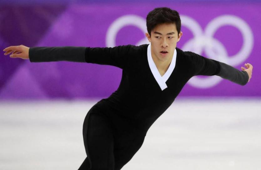 Nathan Chen, 18, who finished first in the men's free skate in PyeongChang, gives US figure skating hope for the 2022 Beijing Games.