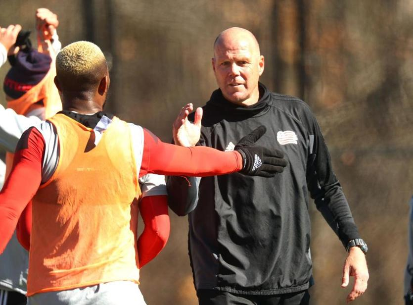 Brad Friedel is a head coach in a major league for the first time.