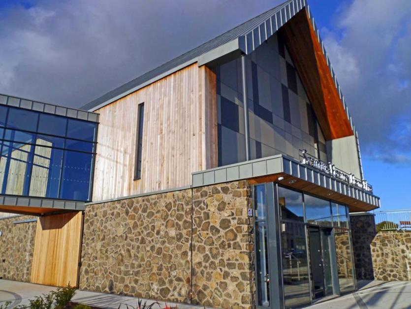 The Seamus Heaney HomePlace opened in 2016.