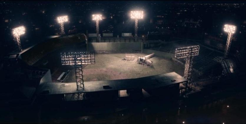 Image result for The Handmaid's Tale Fenway Park