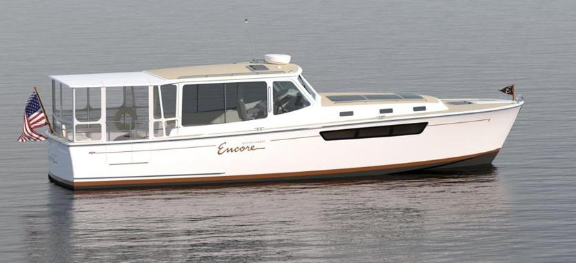 WYNN TO BUILD THREE FERRIES FOR LUXURY SHUTTLE SERVICE BETWEEN SEAPORT AND CASINO...