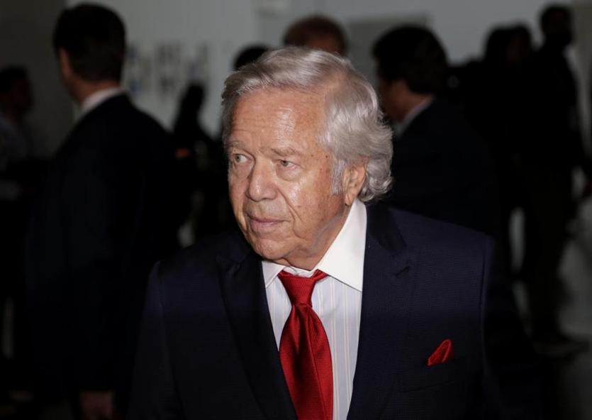 Robert Kraft got busted. What should happen now?