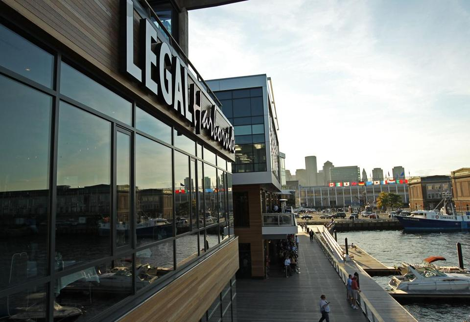 Legal Sea Foods Officials Announced They Will Close The Chain S Prudential Center Location At End