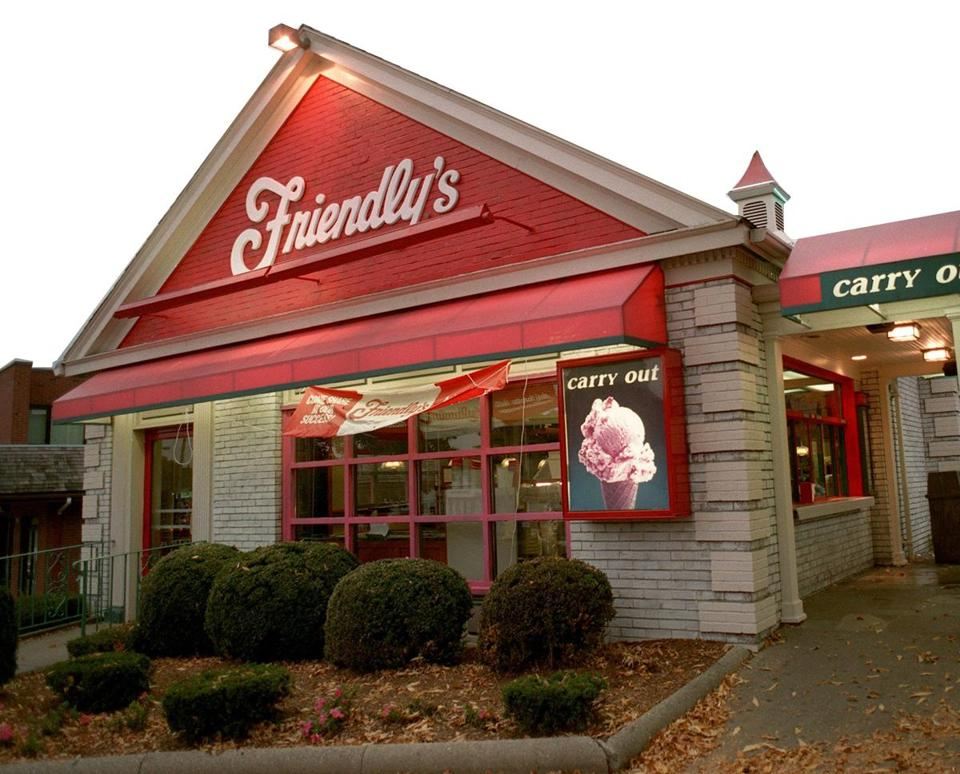 Friendly's to close 63 stores as ice cream chain files for ...