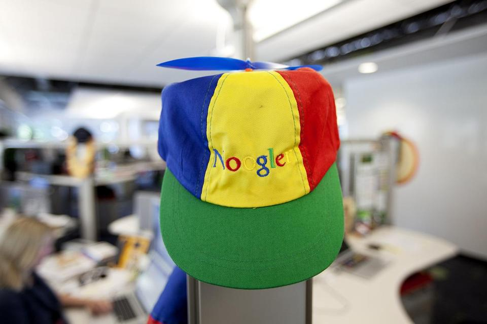 "To earn their ""Noogler"" caps, new Google employees must demonstrate more than ""raw intellectual horsepower."""
