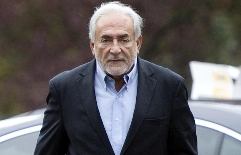Dominique Strauss-Kahn resigned as International Monetary Fund chief after being charged with sexual assault in 2011.